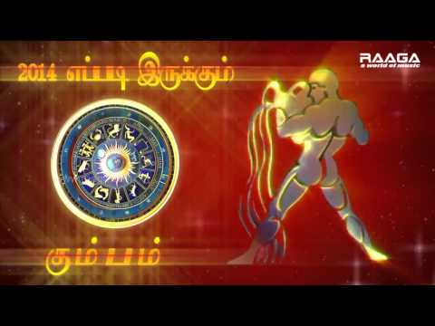Kumbham (கும்பம்) Rasi Palan In 2014 | Astrology New Year Predictions | Puthandu Palangal | Aquarius video