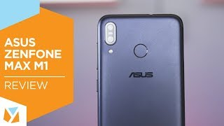 ASUS ZenFone Max M1 Review