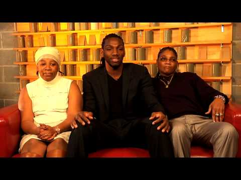 "NBA Star Kenneth Faried ""No One Can Tell Me I Can't Have Two Mothers, Because I Really Do"""