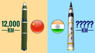 India's Agni Vs China's Dongfeng Missiles - Which Is More Powerful? Agni Vs Dongfeng Missile (Hindi)
