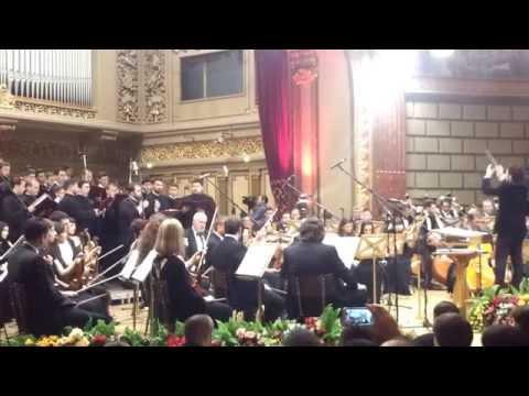 Balada Sfintilor Martiri Brancoveni- Tronos & Pr. Arhidiacon Mihail Buca