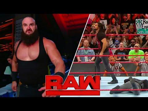 WWE Monday Night Raw- December 10, 2018 Highlights hindi Preview | WWE Raw 10/12/18 Highlights thumbnail