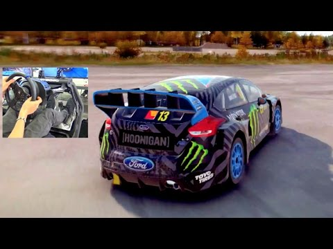Dirt 4 GoPro Early Access !! Customization / Free Roam DirtFish Area