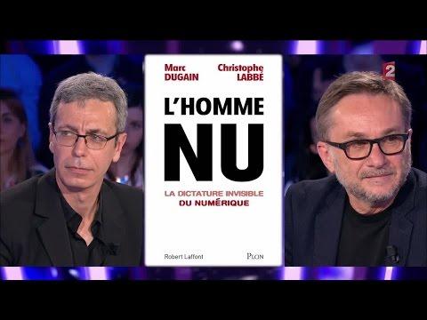 Marc Dugain et Christophe Labbé - On n'est pas couché 23 avril 2016 #ONPC