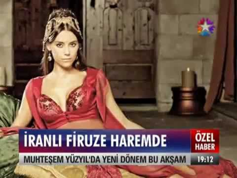 Muhte�em Yüzyıl on Ana Haber ~ Star TV ~ 12-9-1012
