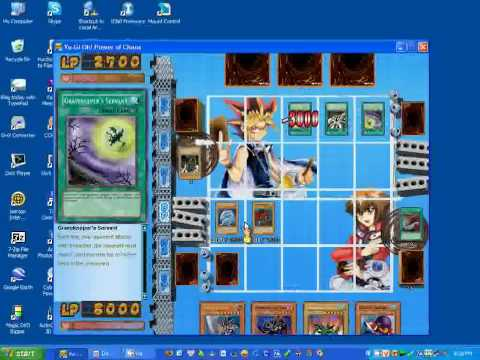 god card yugioh power of chaos