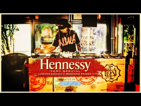 Hennessy Very Special Limited Edition By Shepard Fairey @HAUS Ekamai
