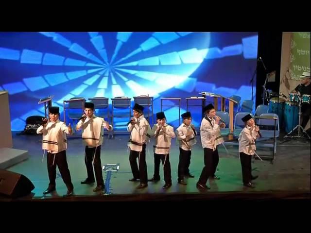 שירים ונפלאות בבית הכנסת 2011 חלק ז'