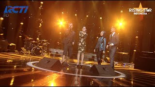 "Ahmad Dhani feat. Syahrini ""Sedang Ingin Bercinta"" - Rising Star Indonesia (Audio Better Quality)"
