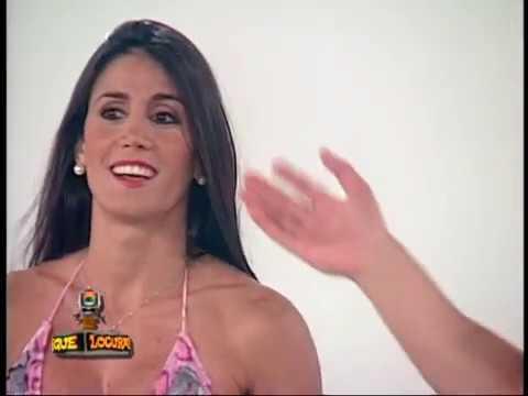 Que Locura — El loco viejo verde con Marisol Da Silva 17/06/2012