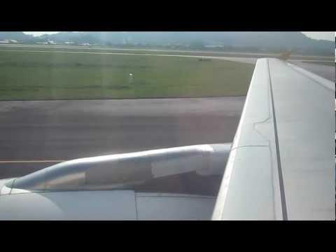 Tiger Airways Experience Part 2 (Penang - Singapore) Flight TR2427