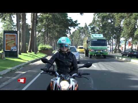 KTM DUKE 390 TEST DRIVE