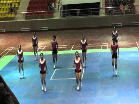 aerobic bai quy dinh Le quy don in Bin.flv