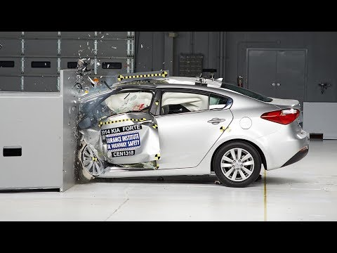 2014 Kia Forte краш-тест