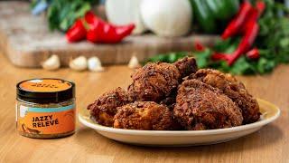 Jazzy Fried Chicken •Tasty