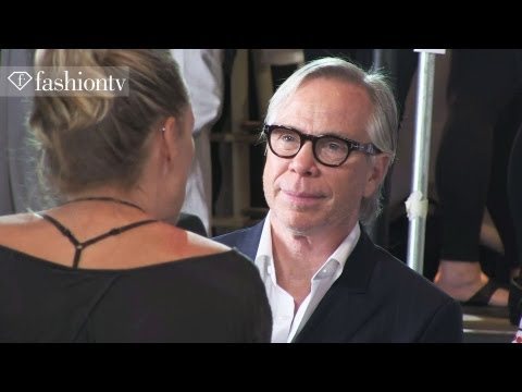 Tommy Hilfiger Backstage Spring/Summer 2013 | New York Fashion Week NYFW | FashionTV