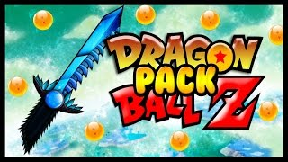 MINECRAFT PVP TEXTURE PACK - DRAGON BALL Z PACK 1.7.X/1.8.X