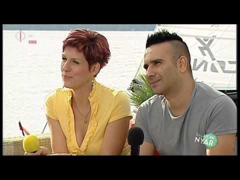 A Delta Zenekar Az M1 Balatoni Nyár C. Műsorában, 2012.08.31.