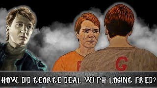 How Did George Deal With Fred's Death?