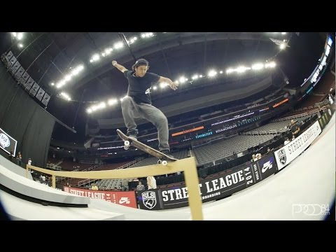 Paul Rodriguez Street League New Jersey 2014