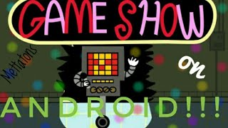 """Undertale: try Mettatons """"Game Show"""" on android  (no hit)"""