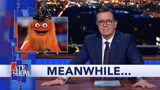 Meanwhile... Gritty Is Cleared Of Assault Charge