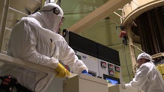 Behind the Scenes: Inside a Nuclear Reactor