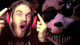 SWEET EUPHORIA, I FINISHED IT! // Five Nights At Freddy