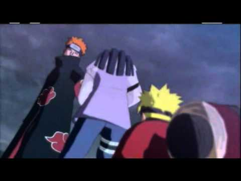 Naruto Shippuden - Ultimate Ninja Storm 2: Finale (naruto Vs Pain Part 1) video
