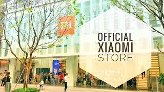 Exploring the Official Xiaomi Store in ShenZhen China - All Latest Products