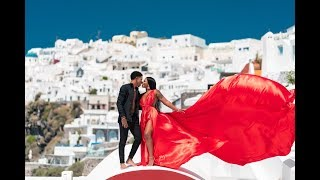 OUR SANTORINI, GREECE VLOG