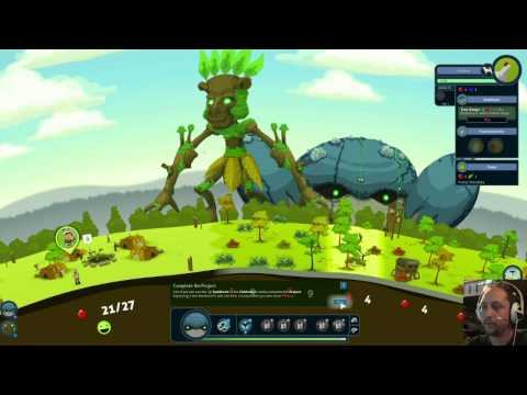 AKoM - 122 - Reus - Episode 1 - Terraforming with giants