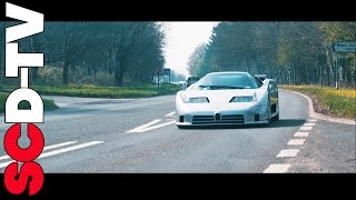 Bugatti EB110 SS | 90s Supercar Legends [Part 1]