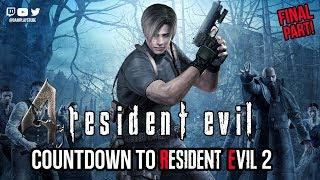 COUNTDOWN TO RE2! | Agent Kennedy VS Salazar! | Resident Evil 4 Stream Part Finale!