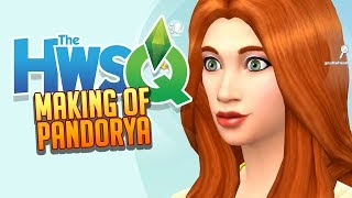 SIMS 4: HWSQ 💛 002: Making of PANDORYA, Teil 1