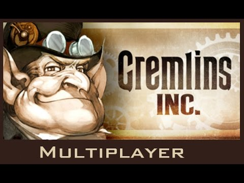 Gremlins Inc Board Game - (PC Multiplayer Gameplay)