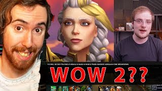 Asmongold Reacts To 9.0 WILL BE BIG! The END of Alliance & Horde In WoW & Thralls MASSIVE Admission