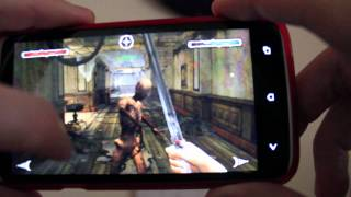 Tegra 3 Gaming on the HTC One X (Dark Meadow)