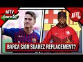 Prince Boateng's Shock Move To Barca Means Suarez Is Heading ...
