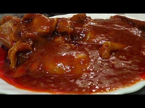 Pollo a la coca, receta rapida, rica y facil, paso a paso