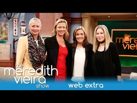 Barbra Streisand and #FightTheLadyKiller Campaign! | The Meredith Vieira Show