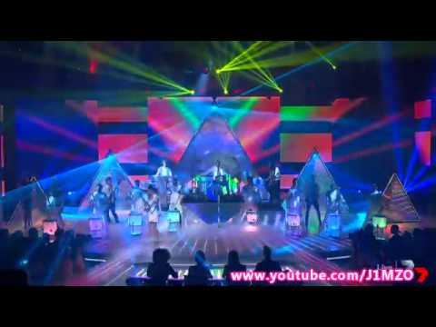 Katy Perry - Unconditionally (Live) - Live Grand Final Decider - The X Factor Australia 2013