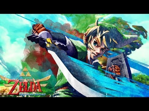 The Legend of Zelda: Skyward Sword | Video Game Review