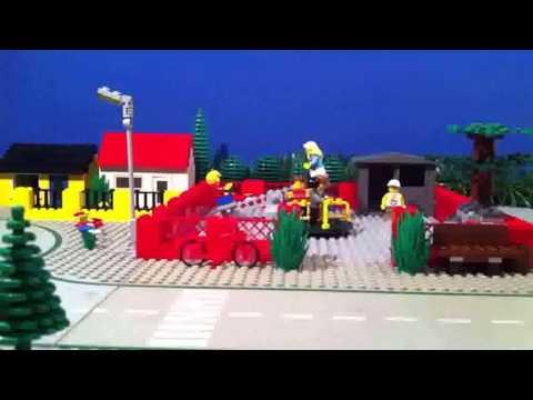 Lego Bike Ride