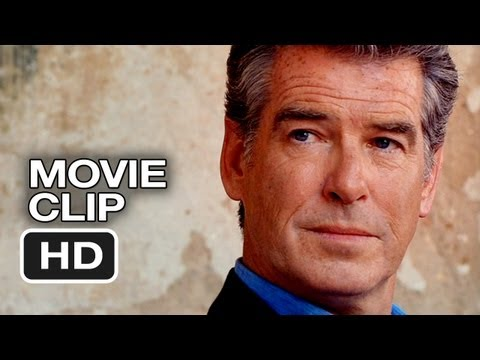 Love is All You Need Movie CLIP – We Met Here Actually (2013) – Pierce Brosnan Movie HD