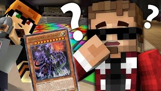 "Yugioh VR World #12 - ""New Dinosaur Cards?"" (Anime Minecraft Roleplay)"