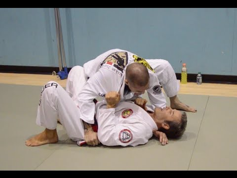 Knee On Belly Escape/Sweep with Pedro Sauer Image 1