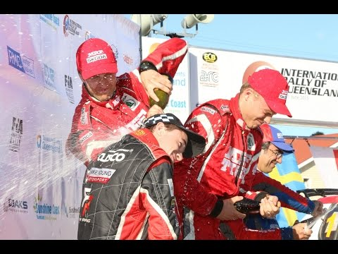 APRC TV News - Rally Queensland
