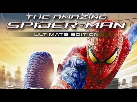 CGR Undertow - THE AMAZING SPIDER-MAN review for Nintendo Wii U