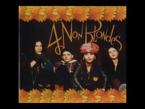 4 Non Blondes - Morphine & Chocolate